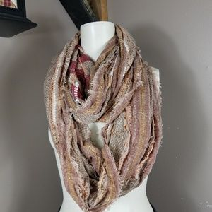 Anthropolgie Infinity scarf NWT